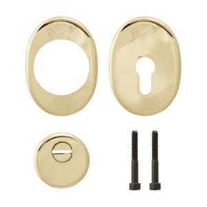 Броненакладка на цилиндр 94 KIT 1101/P (set: 94.11625 + 94.505 + 95.304 + 95.308+99.293/90), золото
