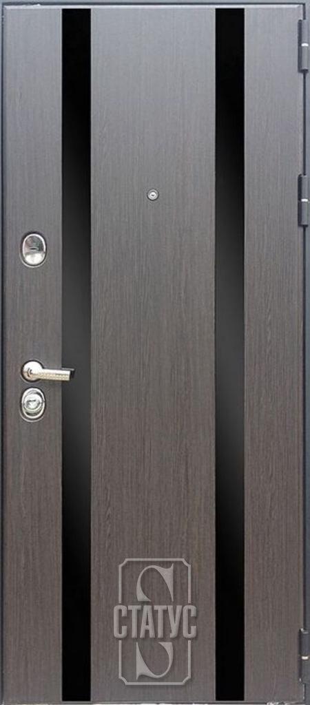 стоимость двери металлической в новостройке